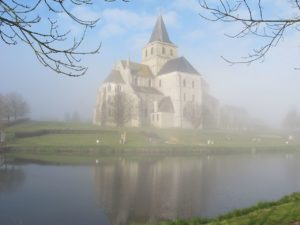 L'abbaye de Cerisy-la-Forêt, visite dans la Manche