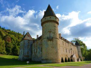 Le château de Bazoches, visite dans la Nièvre