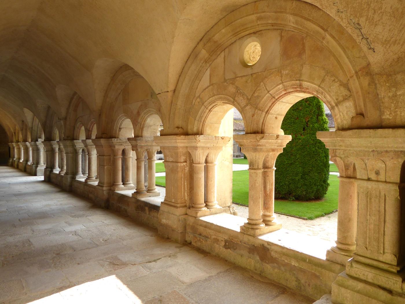 L'abbaye de Fontenay, visite en Côte-d'Or