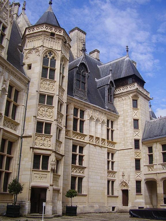 Le palais Jacques Coeur, visite dans le Cher