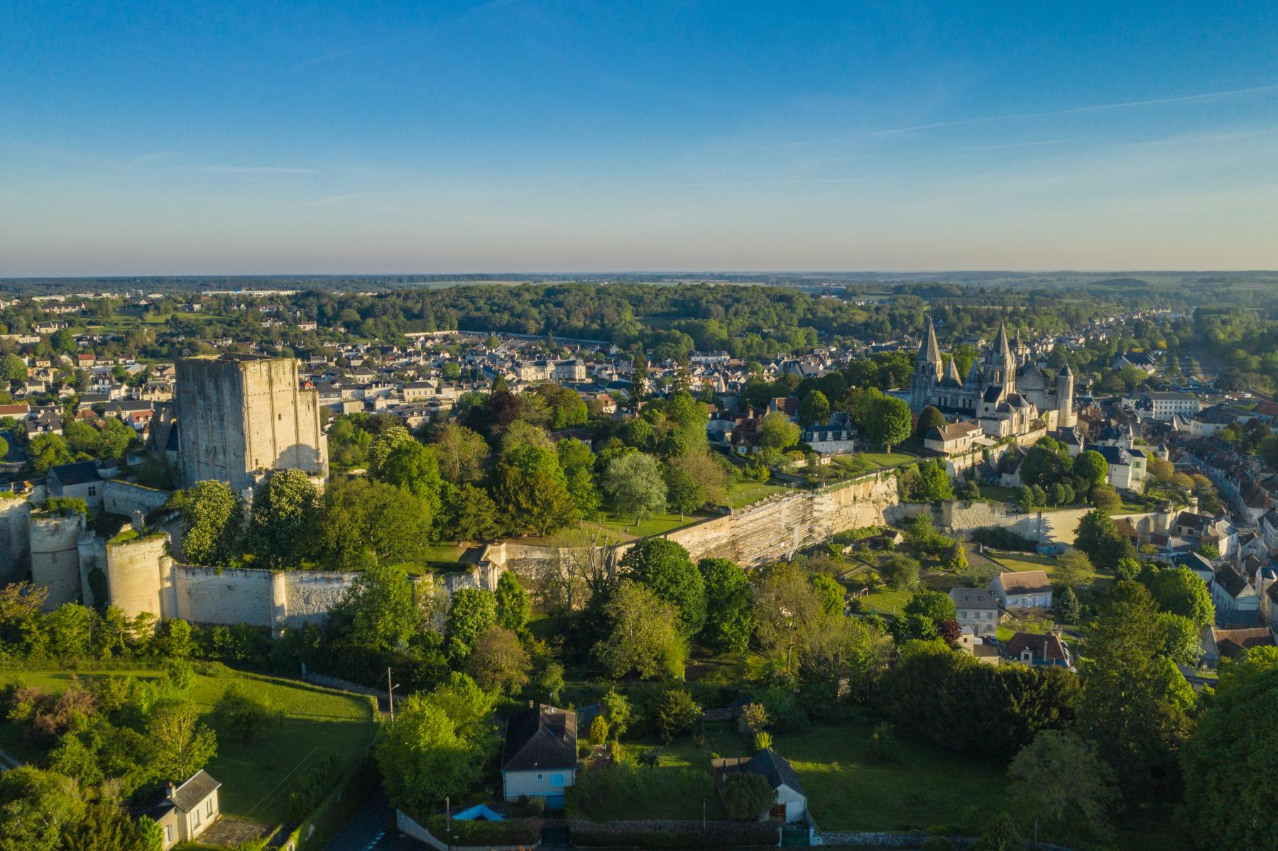 La Cité royale de Loches, visite en Indre-et-Loire